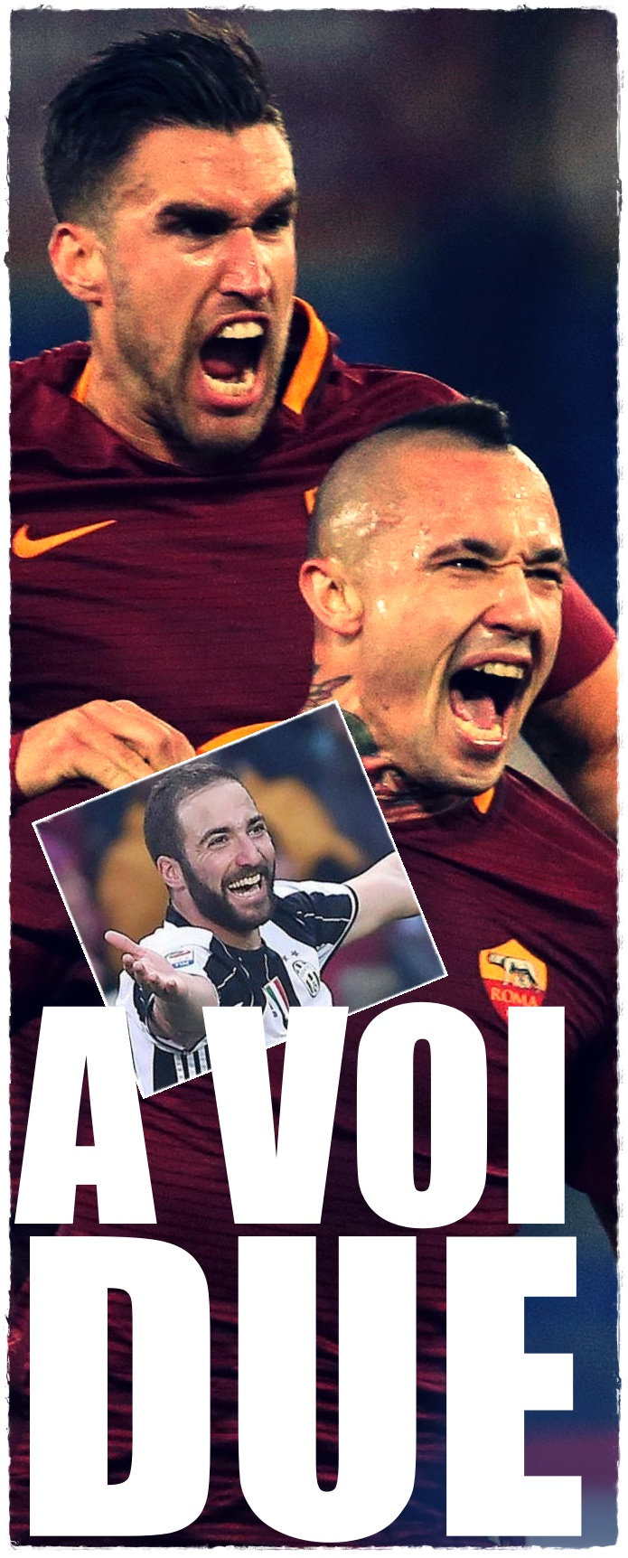 Football - Soccer - AS Roma v AC Milan - Italian Serie A