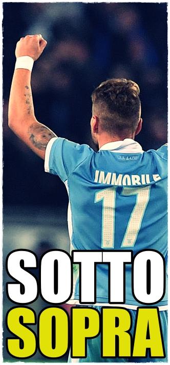 Lazio vs Roma - Semifinale andata Coppa Italia 2016/2017
