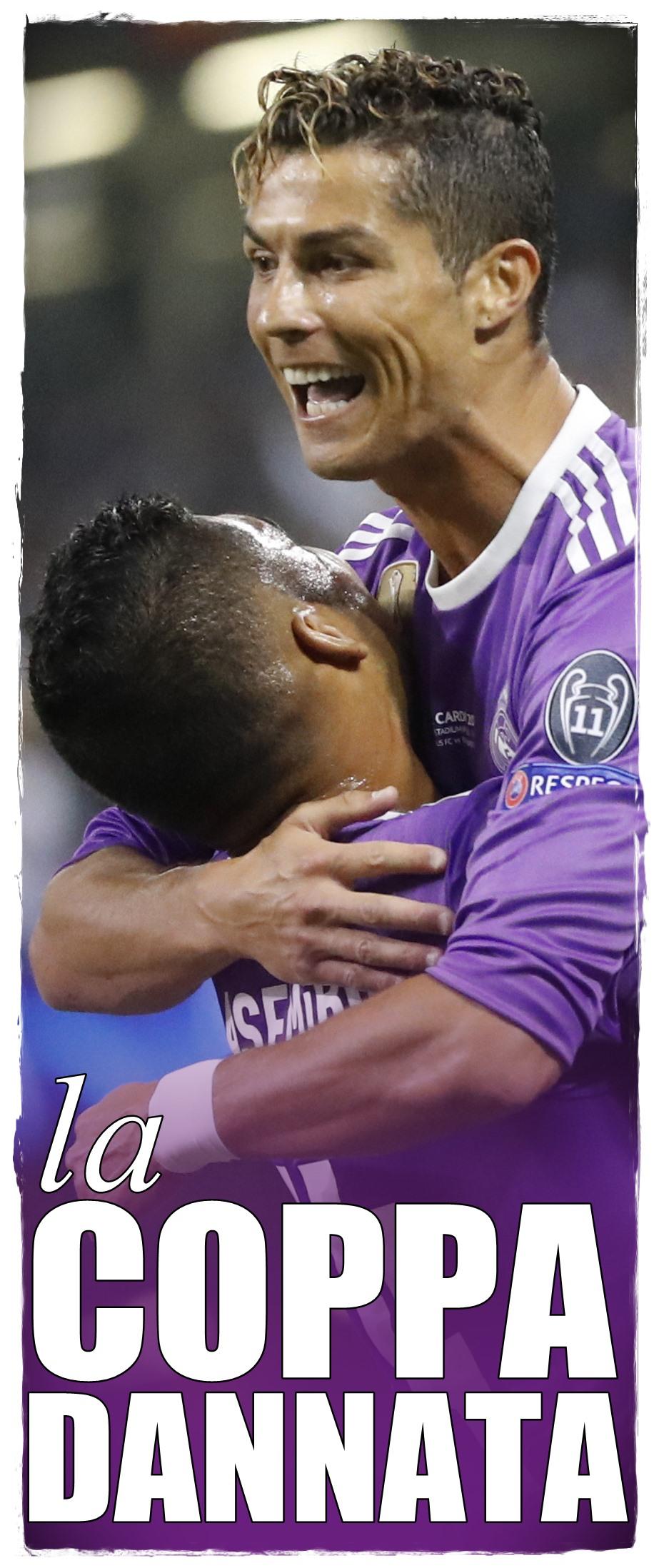 ca22d091b2 Sette finali perdute, è la maledizione della Champions League, la ...