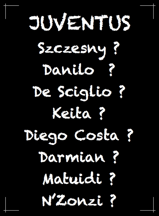 the best attitude c205c e19b2 Da Douglas Costa a Bernardeschi, la Juventus per ora ha ...