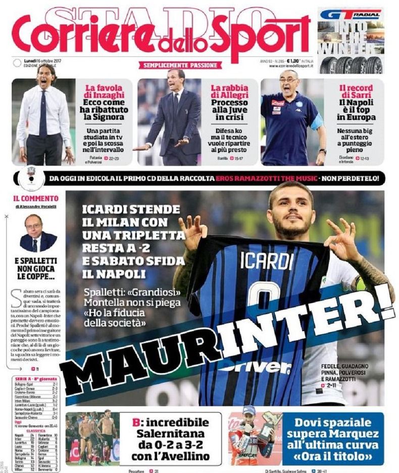 Corriere Sport Maurinter