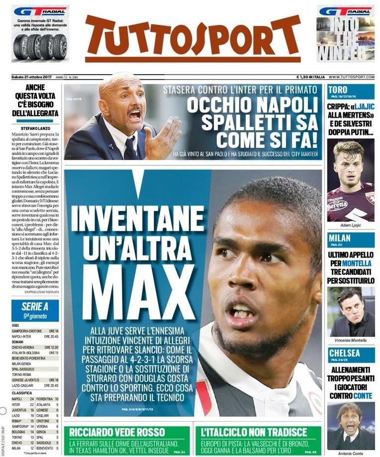 Tuttosport Max