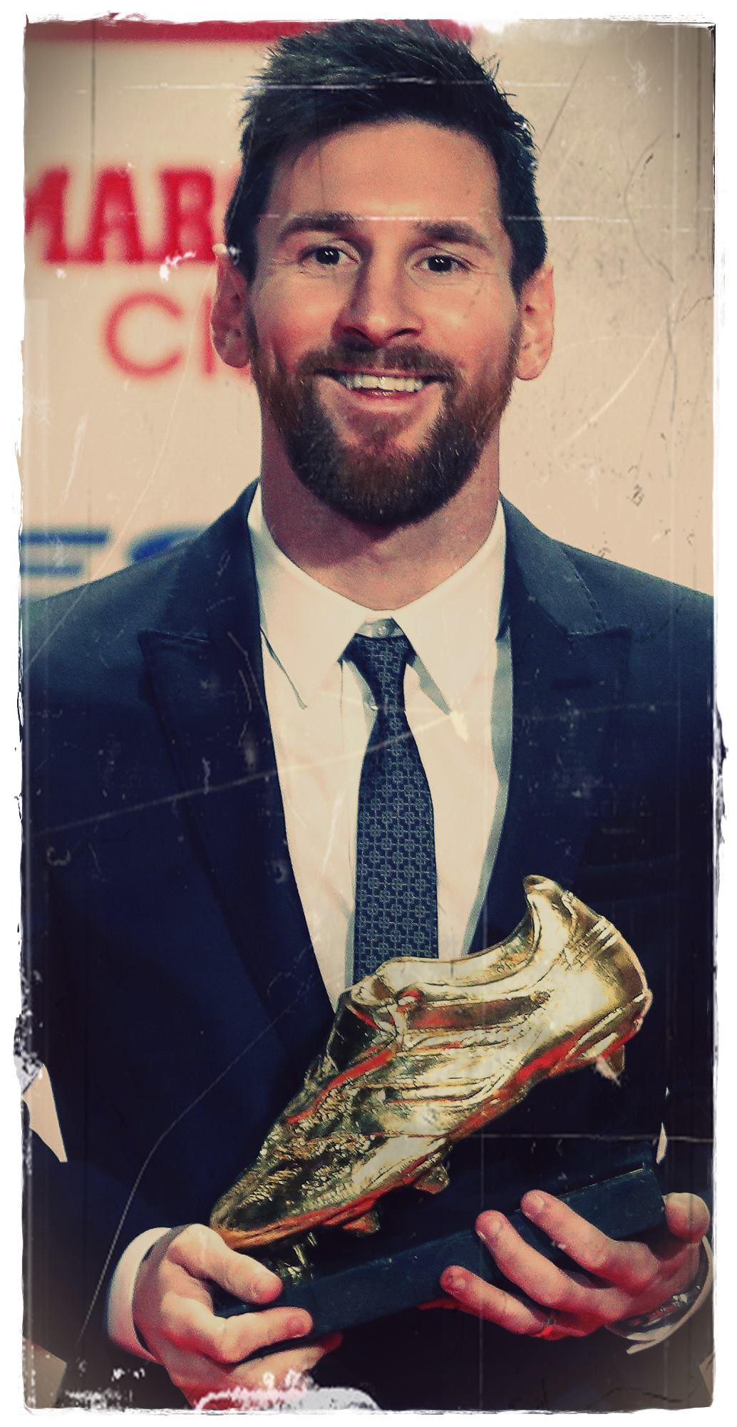 Lionel Messi wins his fourth Golden Boot award