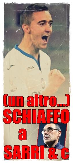 Soccer: Italy Cup: Napoli-Atalanta