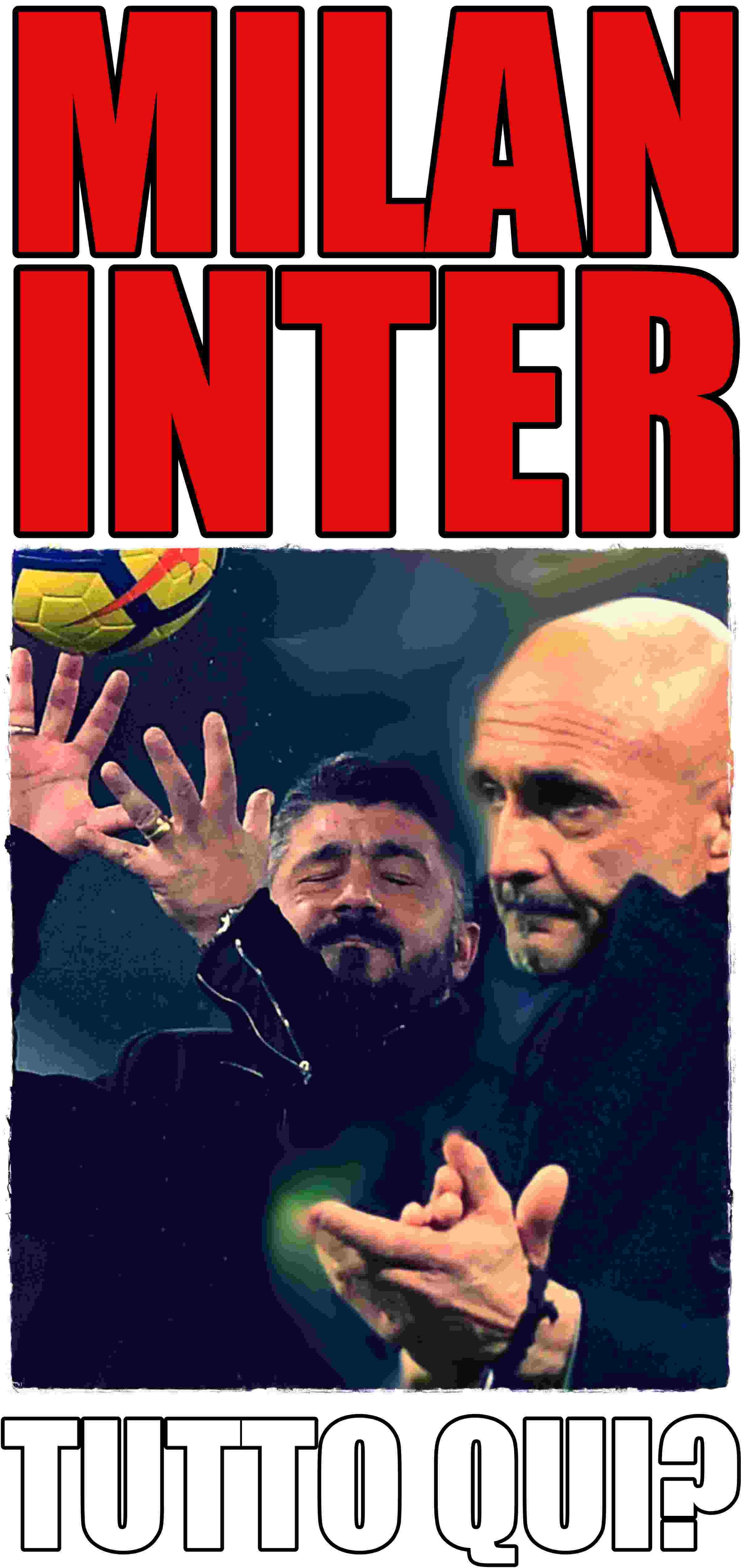 Gattuso Spalletti 2