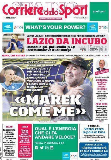 Corriere Marek