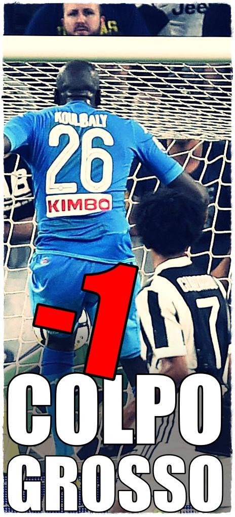 Soccer: Serie A; Juventus - Napoli