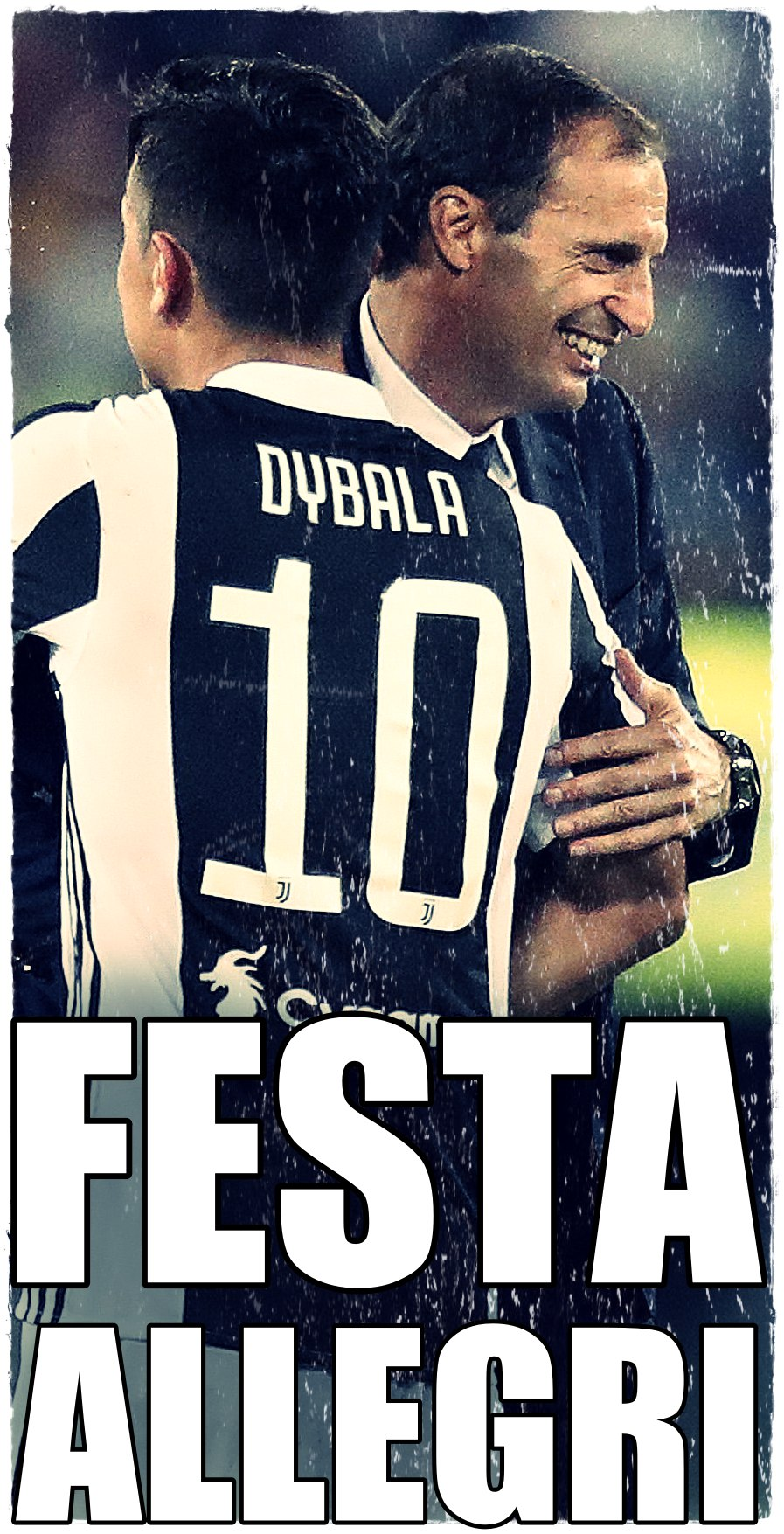 Soccer: Serie A; Roma-Juventus