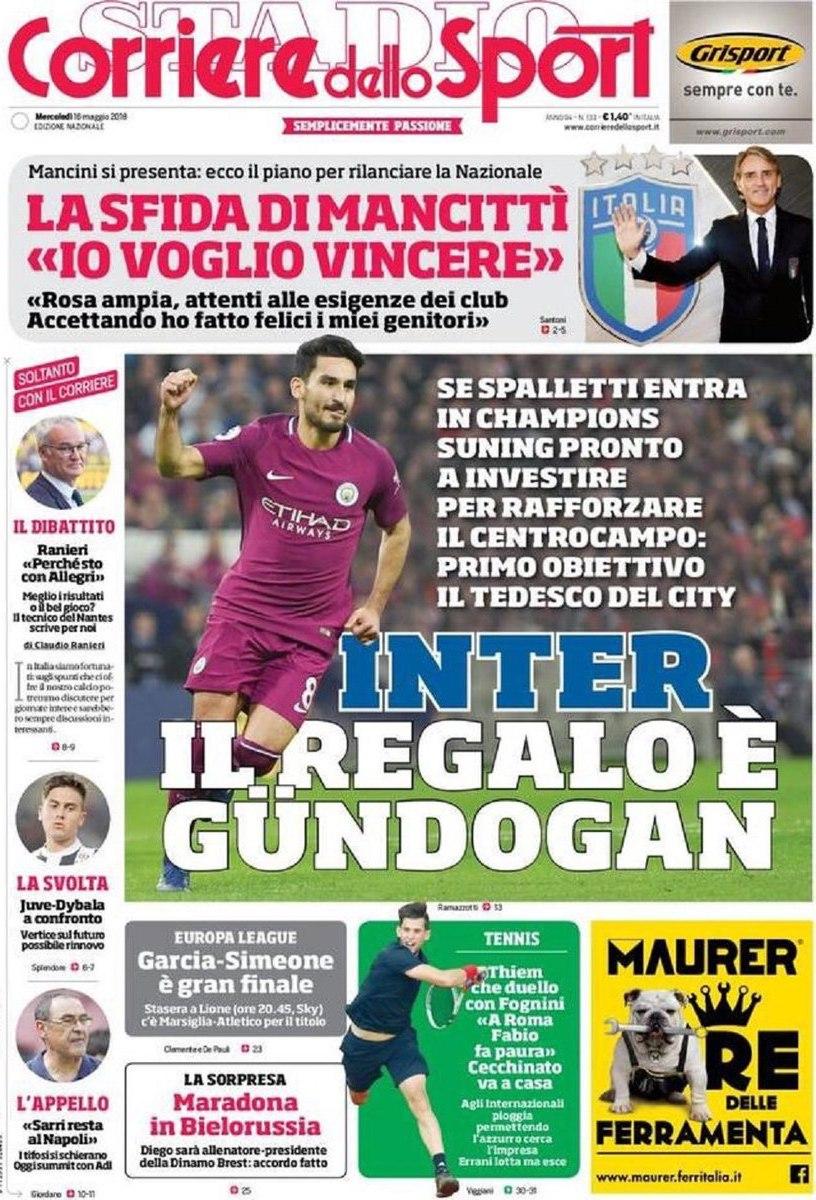 Corriere Gundogan