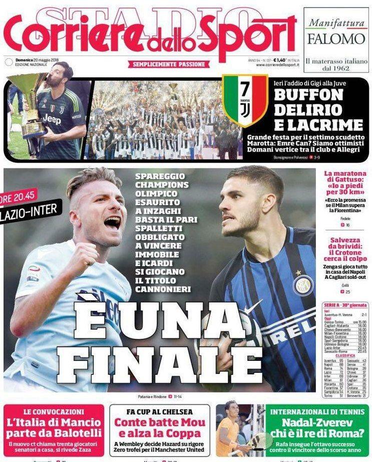 Corriere Sport finale