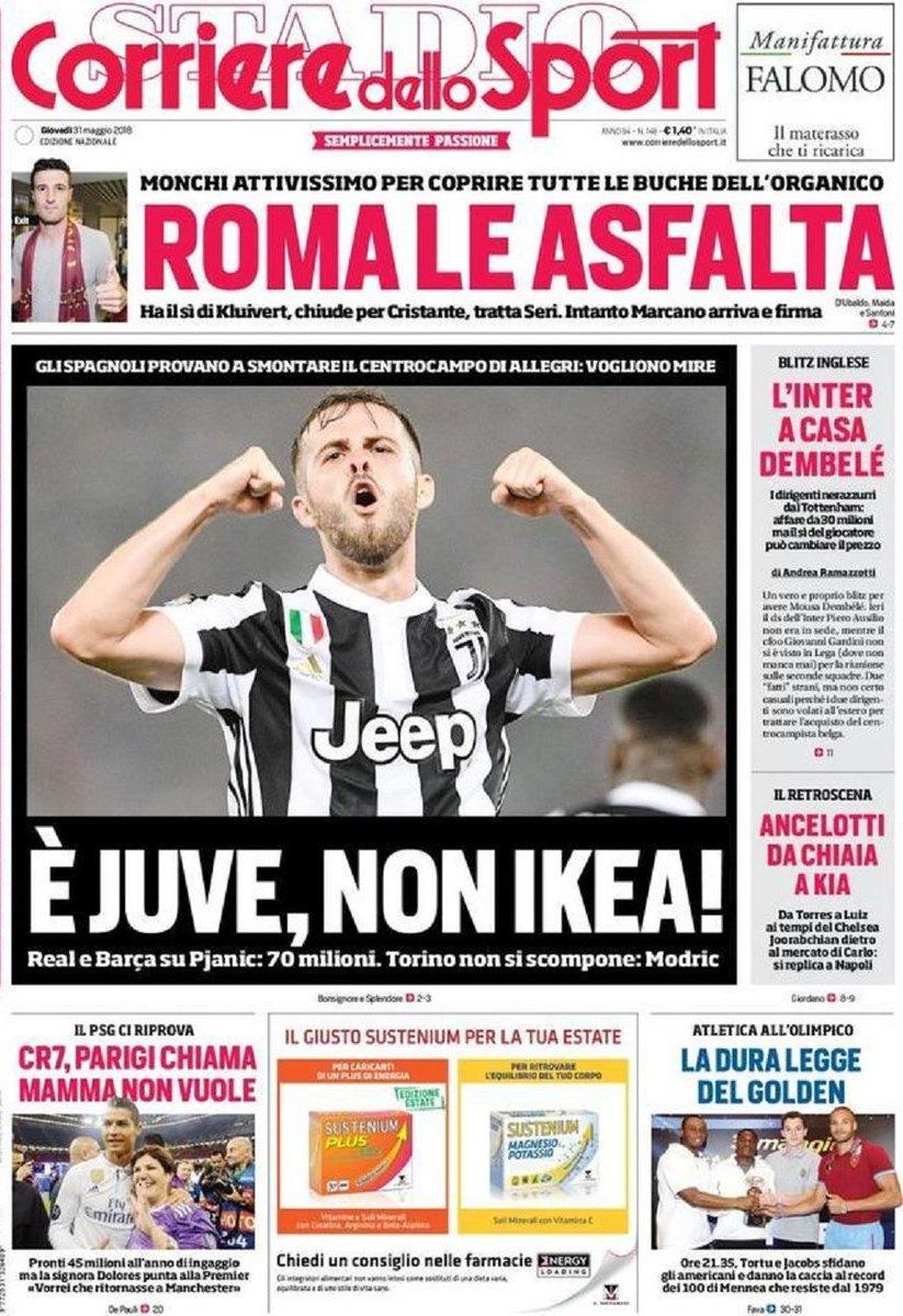 Corriere sport Ikea