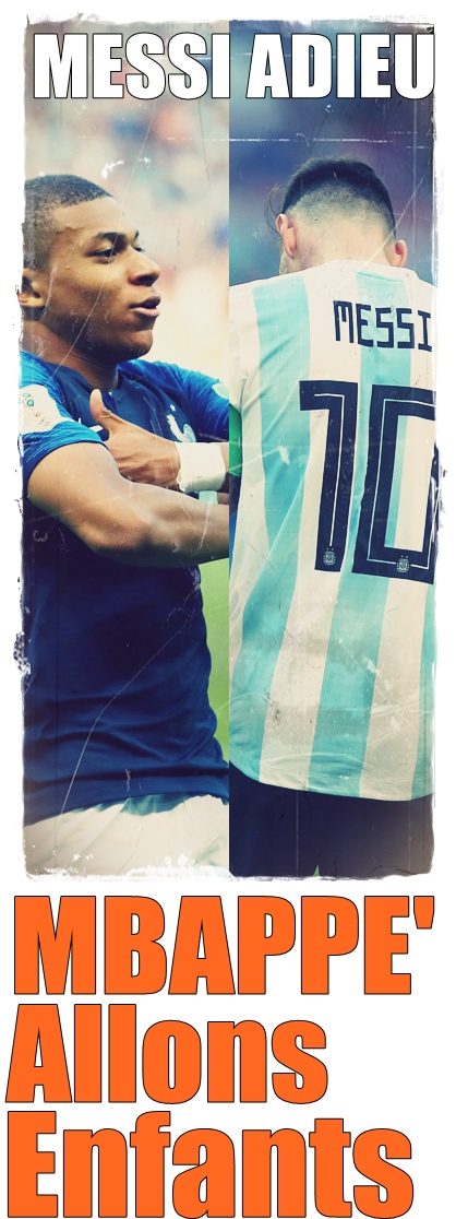Mbappe Messi 1