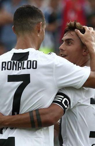 da496540c8 Che la Juve di Ronaldo sia troppo più forte lo sapevamo, ma i bookmakers  pagano addirittura l'Inter 5 volte tanto e il Napoli 6. Io comunque non  vedo tutto ...