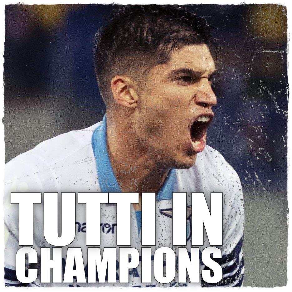 Correa Lazio Milan