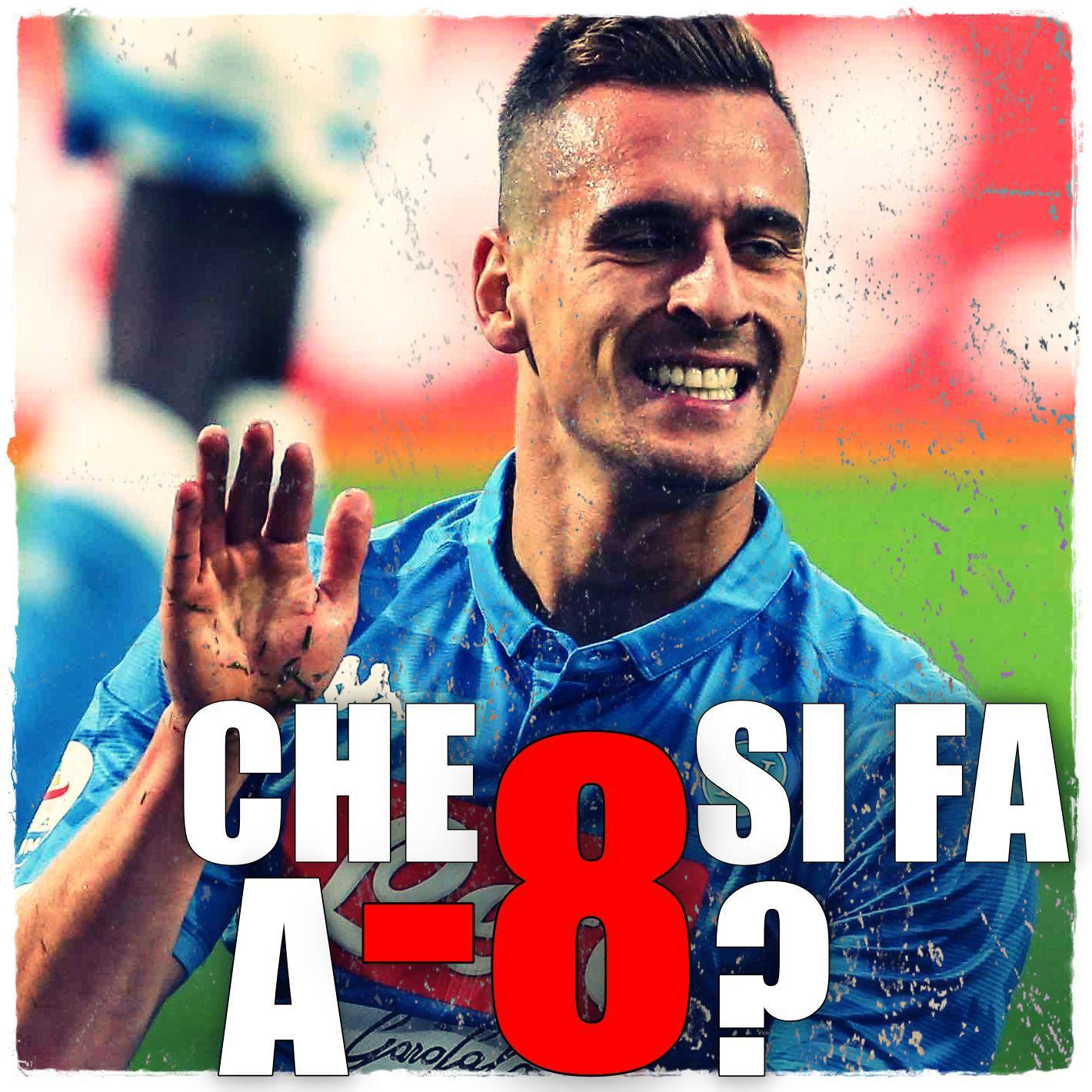 Milik Napoli Chievo 1