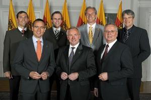 Regierung2009