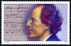 10.07.06 Francobollo Mahler