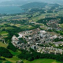 11.02.20 Lenzing (Alta Austria), stabilimento gruppo Lenzing