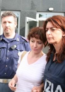 11.06.12 Viennese arrestata