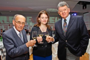 11.12.26 Heinz Stritzl, Eva Weissenberger, Reinhold Dottolo