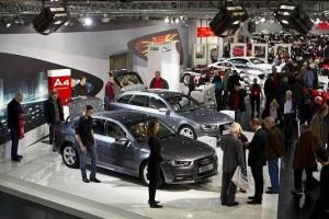 Vienna Autoshow im Messezentrum Wien. Foto: Reed Exhibitions Wie
