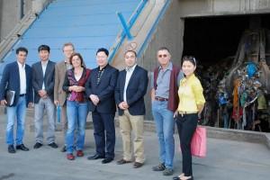 12.05.26 Arnoldstein, mongoli all'inceneritore rifiuti