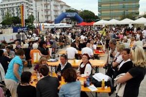 12.05.26 Jesolo, stand gastronomici carinziani (Foto Raunig)