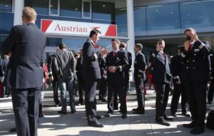 12.06.26 Austrian Airlines (Aua), piloti