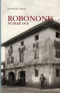 Robononis di Tassin copertina