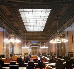 10.12.23 Vienna, aula del Bundesrat