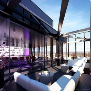 14.03.23 Vienna, Melia_Roof Top Bar _Terrace - Copia