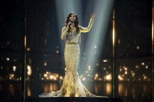 14.05.10 Copenhagen, Eurovision Song Contest; Conchita Wurst (Thomas Neuwirth) - Copia