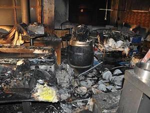 14.06.20 Incendio hotel Wulfenia a Nassfeld-Pramollo