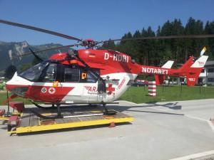 14.08.07 Elicottero Croce rossa 2
