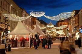 12.11.16 Villach, mercatino di Natale 2