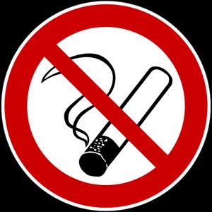 15.01.15 Divieto di fumo nei locali pubblici DIN_4844-2_D-P001_svg