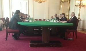 15.04.23 Vienna, incontro governo-Land Carinzia