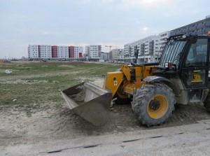 15.04.08 027 Vienna, quartiere satellite in costruzione di Seestadt-Aspern - Copia