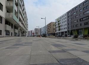 15.04.08 033 Vienna, quartiere satellite in costruzione di Seestadt-Aspern - Copia