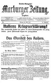 15.05.24 Marburger Zeitung - Copia