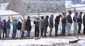 16.01.05 Immigrati al valico di Spielfeld