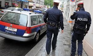 Polizei, Polizeischüler, Amtshandlung, Exekutive Foto: Clemens Fabry