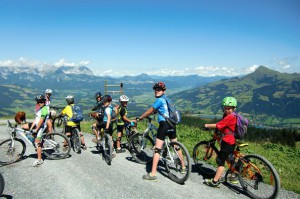 Mountainbike-Camp für Kinder