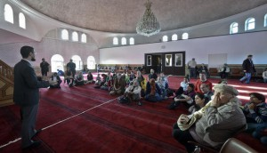 15.02.27 Vienna, moschea del Centro islamico tag-der-offenen-moschee-islamisches-zentrum-wien