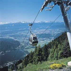 10.05.23 Gerlitzen, telecabina della Kanzel; i.f. Villach e Alpi Giulia - Copia