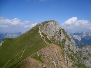 17.06.07 Eisenerzer Reichenstein, gruppo Eisenerzer Alpen, Stiria settentrionale