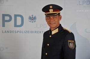 17.07.06 Helmut Tomac, Landespolizeidirektor Tirol, Direttore della Polizia del Tirolo - Copia
