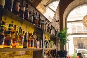 17.10.22 Vienna, bar Agent Oscar, Zollergasse - Copia