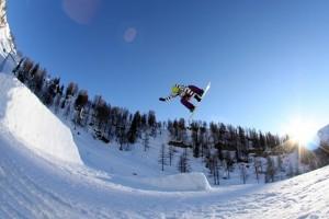 Pipe Snowboard Nassfeld Heramgor - Copia