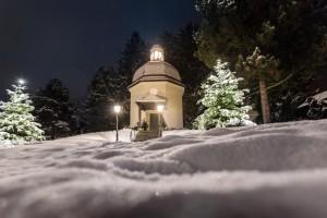17.12.23 Oberndorf, cappella di Stille Nacht